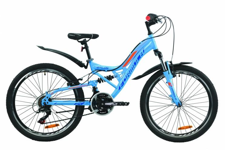 """Велосипед горный 24"""" FORMULA ATLAS 2020"""