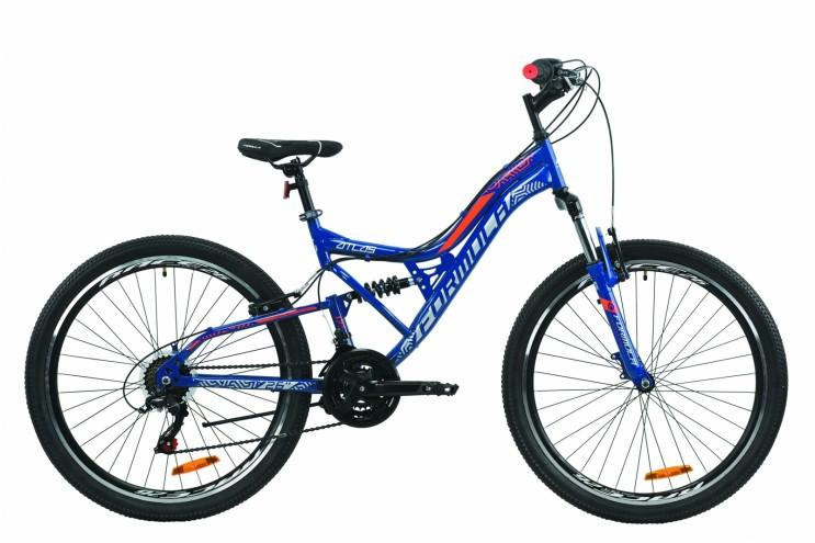 """Велосипед горный  26"""" FORMULA ATLAS AM2 VBR 2020"""