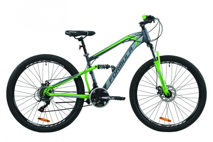 """Велосипед горный 27,5"""" FORMULA BLAZE AM2 DD 2020"""