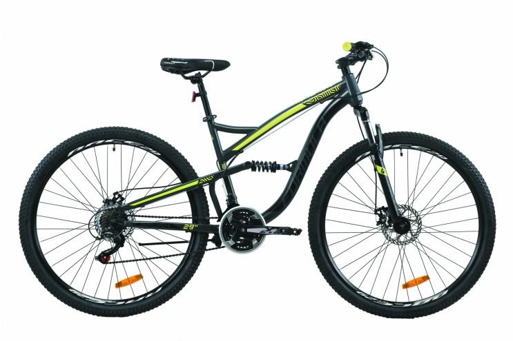 """Велосипед горный 29"""" FORMULA SPARK DD 2020"""