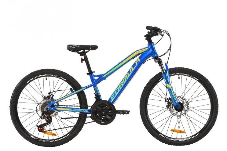 """Велосипед горный 24"""" FORMULA BLACKWOOD 2.0 AM DD 2020"""